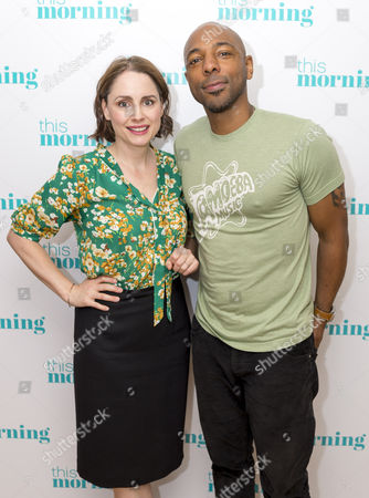Laura Fraser and Don Gilet