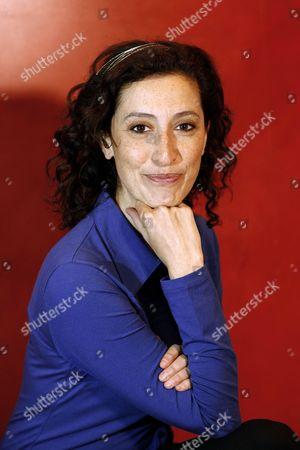 Editorial picture of Olivia Elkaim, Paris, France - 13 Mar 2014