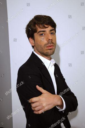 Editorial picture of Adrien Bosc, Paris, France - 02 Oct 2014