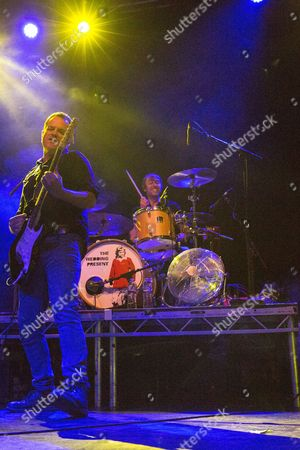 Editorial picture of The Wedding Present in concert at the O2 Academy, Newcastle, UK - 07 Jun 2017