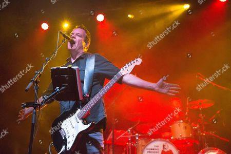 Editorial image of The Wedding Present in concert at the O2 Academy, Newcastle, UK - 07 Jun 2017