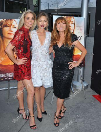 Christina Moore, Annabelle Stephenson, Jane Seymour