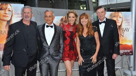 Daniel Carrey, Ali Afshar, Christina Moore, Jane Seymour