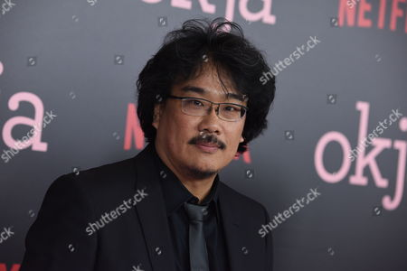 Stock Image of Joon-ho Bong