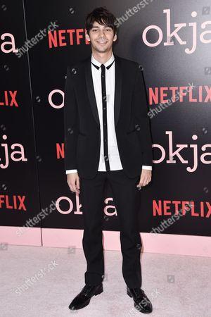 Editorial photo of 'Okja' film premiere, Arrivals, New York, USA - 08 June 2017