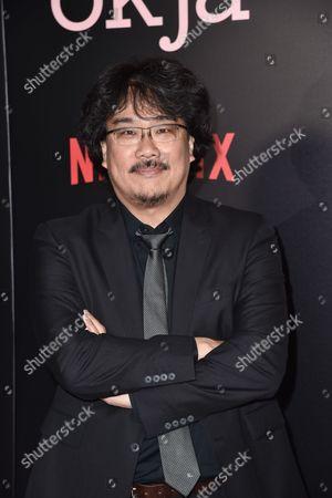 Editorial image of 'Okja' film premiere, Arrivals, New York, USA - 08 June 2017