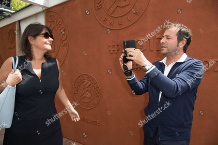 Editorial image of French Open Tennis, Day Twelve, Roland Garros, Paris, France - 08 Jun 2017