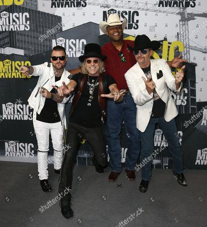 DJ Sinister, Big Kenny, Cowboy Troy, John Rich