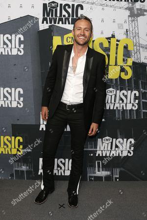 Editorial photo of CMT Music Awards, Arrivals, Nashville, USA - 07 Jun 2017