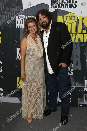 Editorial picture of CMT Music Awards, Arrivals, Nashville, USA - 07 Jun 2017