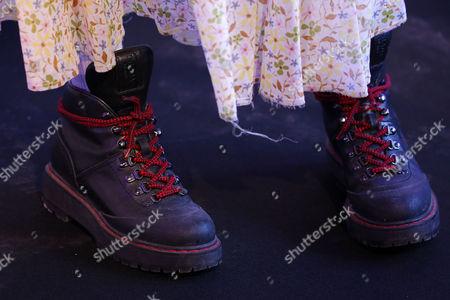 Schuhe von Aino Laberenz