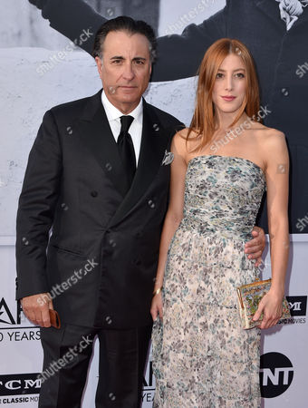 Andy Garcia and Daniella Garcia-Lorido