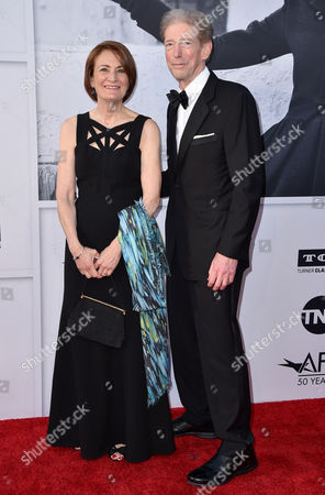 Editorial picture of AFI Life Achievement Award Gala, Arrivals, Los Angeles, USA - 08 Jun 2017