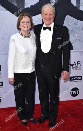 George Stevens Jr and Elizabeth Guest