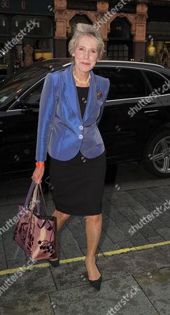 Stock Image of Baroness Virginia Bottomley
