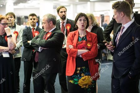 Editorial image of UK General Election, polling day, results, Manchester, UK - 08 Jun 2017