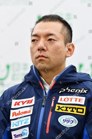 Stock Photo of Akira Kano