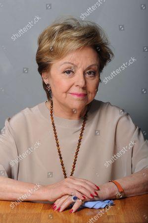 Stock Photo of Evelyne Lever
