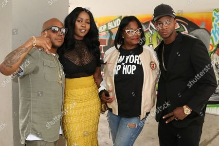 Styles P, Remy Ma, Roxanne Shante and Papoose