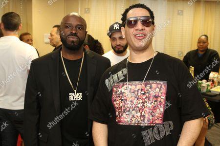 Funkmaster Flex and David Anthony