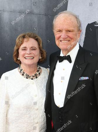 George Stevens Jr, Eliabeth Guest