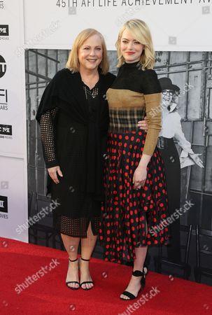 Editorial photo of AFI Life Achievement Award Gala, Los Angeles, USA - 08 Jun 2017