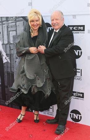 Richard Dreyfuss, Svetlana Erokhin
