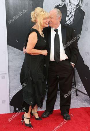 Svetlana Erokhin and Richard Dreyfuss