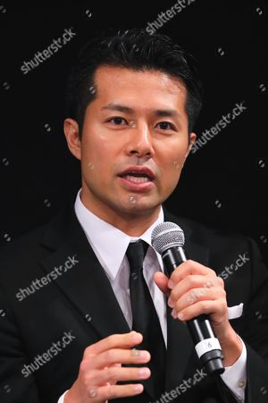Stock Photo of Ken Ochiai