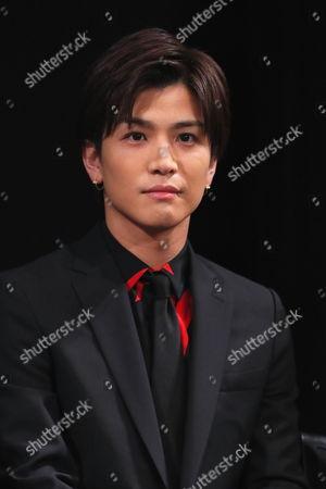 Stock Photo of Takanori Iwata