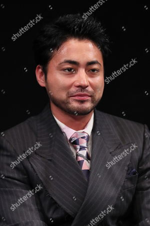 Stock Image of Takayuki Yamada