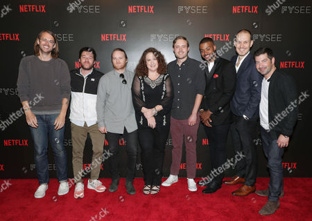 Editorial photo of 'The Music of Netflix' FYSee panel, Los Angeles, USA - 08 Jun 2017