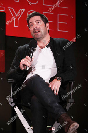 Editorial image of 'The Music of Netflix' FYSee panel, Los Angeles, USA - 08 Jun 2017
