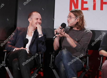 Editorial picture of 'The Music of Netflix' FYSee panel, Los Angeles, USA - 08 Jun 2017