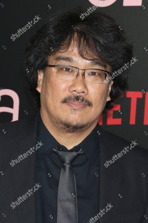 Joon-ho Bong, director