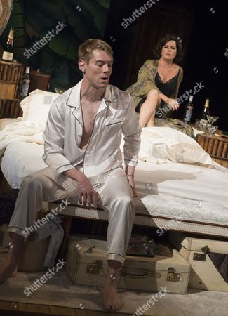 Marcia Gay Harden as Alexandra del Largo, Brian J Smith as Chance Wayne
