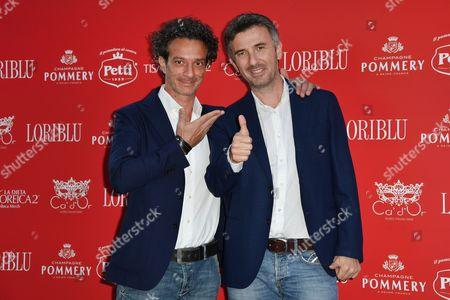 Salvatore Ficarra and Valentino Picone