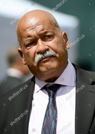 Stock Photo of John Pienaar, British journalist and Deputy Political Editor for BBC News