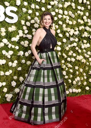 Editorial image of 71st Annual Tony Awards, Arrivals, New York, USA - 11 Jun 2017