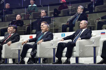 Editorial photo of Astana EXPO 2017 opening ceremony, Kazakhstan - 09 Jun 2017