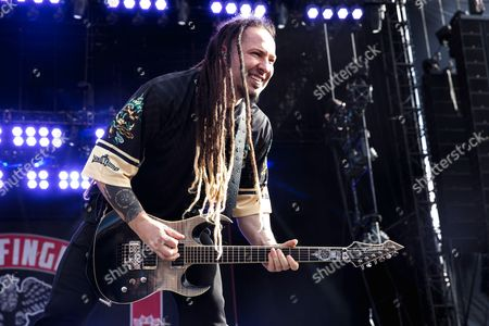Five Finger Death Punch - Zoltan Bathory