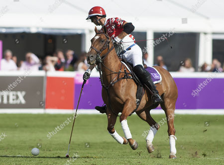 Editorial picture of Chestertons Polo in the Park 2017, Hurlingham Park, London SW6, United Kingdom, 9th June 2017