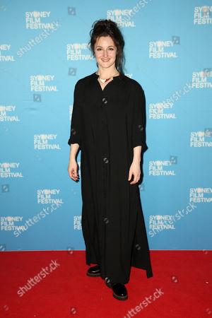 Stock Photo of Janine Watson