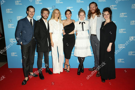 Editorial picture of 'That's Not Me' film premiere, 64th Sydney Film Festival, Australia - 10 Jun 2017