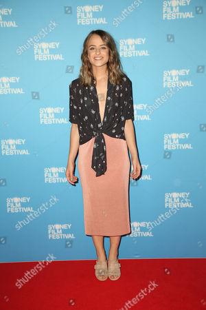 Editorial picture of 'That's Not Me' film premiere, 64th Sydney Film Festival, Australia - 10 Jun 2017