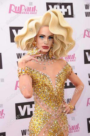 Editorial picture of 'RuPaul's Drag Race' TV Series Season 9 Finale Premiere, Los Angeles, USA - 09 Jun 2017