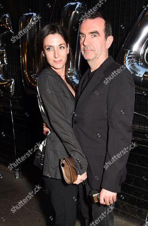 Mary McCartney and Simon Aboud
