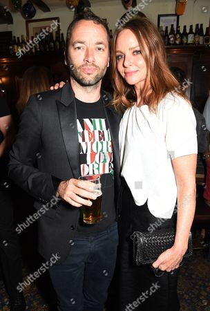 Sean Ellis and Stella McCartney