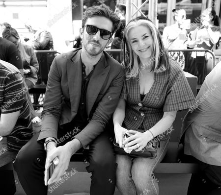 Teo van den Broeke and Catherine Hayward