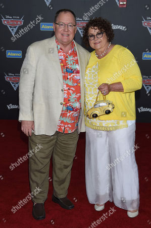 John Lasseter and Nancy Lasseter